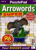 Puzzlelife Arroword Super Magazine Issue NO 38