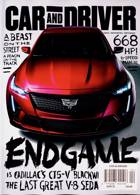 Car & Driver (Usa)  Magazine Issue APR 21