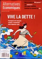 Alternatives Economiques Magazine Issue NO 411