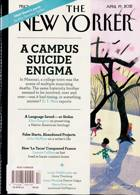 New Yorker Magazine Issue 19/04/2021