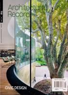 Architectural Record Magazine Issue MAR 21