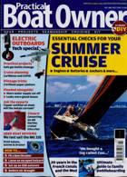 Practical Boatowner Magazine Issue JUL 21