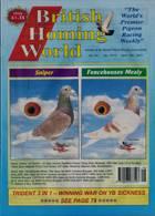 British Homing World Magazine Issue NO 7573