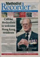Methodist Recorder Magazine Issue 16/04/2021