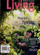 Martha Stewart Living Magazine Issue APR 21