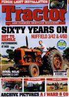 Tractor Farming Heritage  Magazine Issue JUN 21