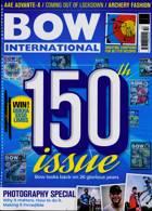 Bow International Magazine Issue NO 150