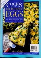 Cook Illustrated Special Magazine Issue INC EGGS