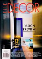 Elle Decor (Italian) Magazine Issue NO 4