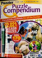 Puzzler Q Puzzler Compendium Magazine Issue NO 349