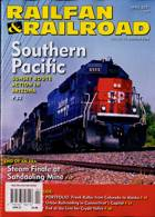 Railfan & Railroad Magazine Issue APR 21
