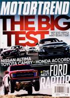 Motor Trend Magazine Issue MAY 21