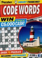 Puzzler Codewords Magazine Issue NO 301
