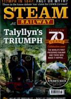 Steam Railway Magazine Issue NO 518