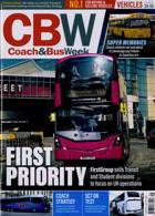 Coach And Bus Week Magazine Issue NO 1471