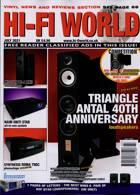 Hi Fi World & Comp Audio Magazine Issue JUL 21