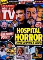 Whats On Tv England Magazine Issue 24/04/2021