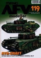Meng Afv Modeller Magazine Issue NO 119