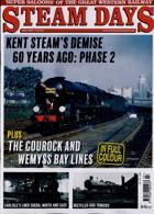 Steam Days Magazine Issue JUL 21
