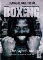 Boxing News Magazine Issue 17/06/2021