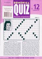 Domenica Quiz Magazine Issue N12