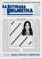 La Settimana Enigmistica Magazine Issue NO 4645