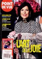 Point De Vue Magazine Issue NO 3788