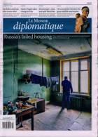 Le Monde Diplomatique English Magazine Issue NO 2104