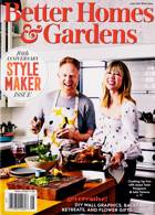 Better Homes And Gardens Magazine Issue MAY 21