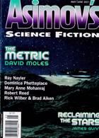 Asimov Sci Fi Magazine Issue MAY-JUN