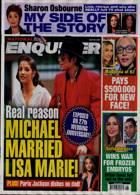 National Enquirer Magazine Issue 26/04/2021