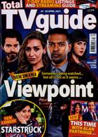 Total Tv Guide England Magazine Issue NO 17
