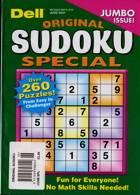 Original Sudoku Magazine Issue JUN SPL
