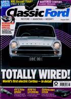 Classic Ford Magazine Issue AUG 21