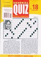 Domenica Quiz Magazine Issue NO 18