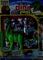 Dino Fun Magazine Issue NO 17
