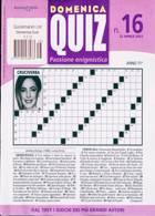 Domenica Quiz Magazine Issue NO 16