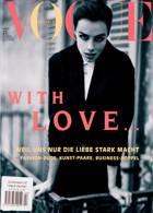 Vogue German Magazine Issue NO 4