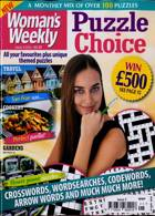 Womans Weekly Puzzle Choice Magazine Issue NO 5