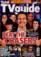 Total Tv Guide England Magazine Issue NO 18