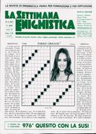 La Settimana Enigmistica Magazine Issue NO 4649