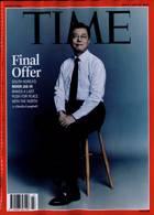 Time Magazine  Magazine Issue 05/07/2021