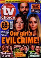 Tv Choice England Magazine Issue NO 19