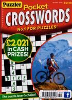 Puzzler Pocket Crosswords Magazine Issue NO 450