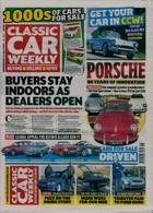 Classic Car Weekly Magazine Issue 21/04/2021