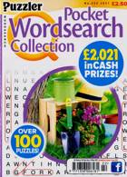 Puzzler Q Pock Wordsearch Magazine Issue NO 222