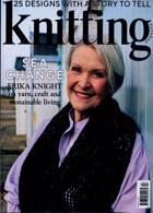 Knitting Magazine Issue KM217