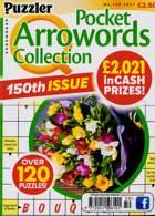 Puzzler Q Pock Arrowords C Magazine Issue NO 150