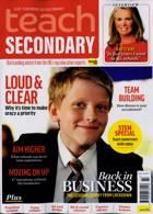 Teach Secondary Magazine Issue VOL10/3