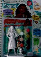 Disney Princess Create Collec Magazine Issue NO 14
